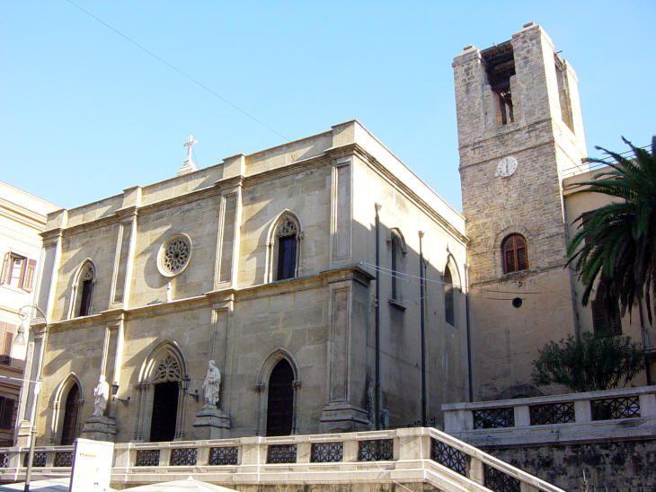 Sant'Antonio Abate - Prospetto principale