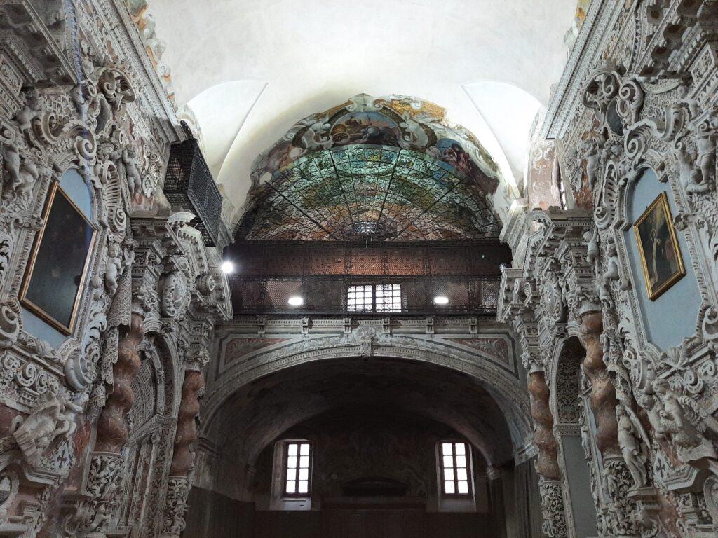 Santa Maria in Valverde - Coro