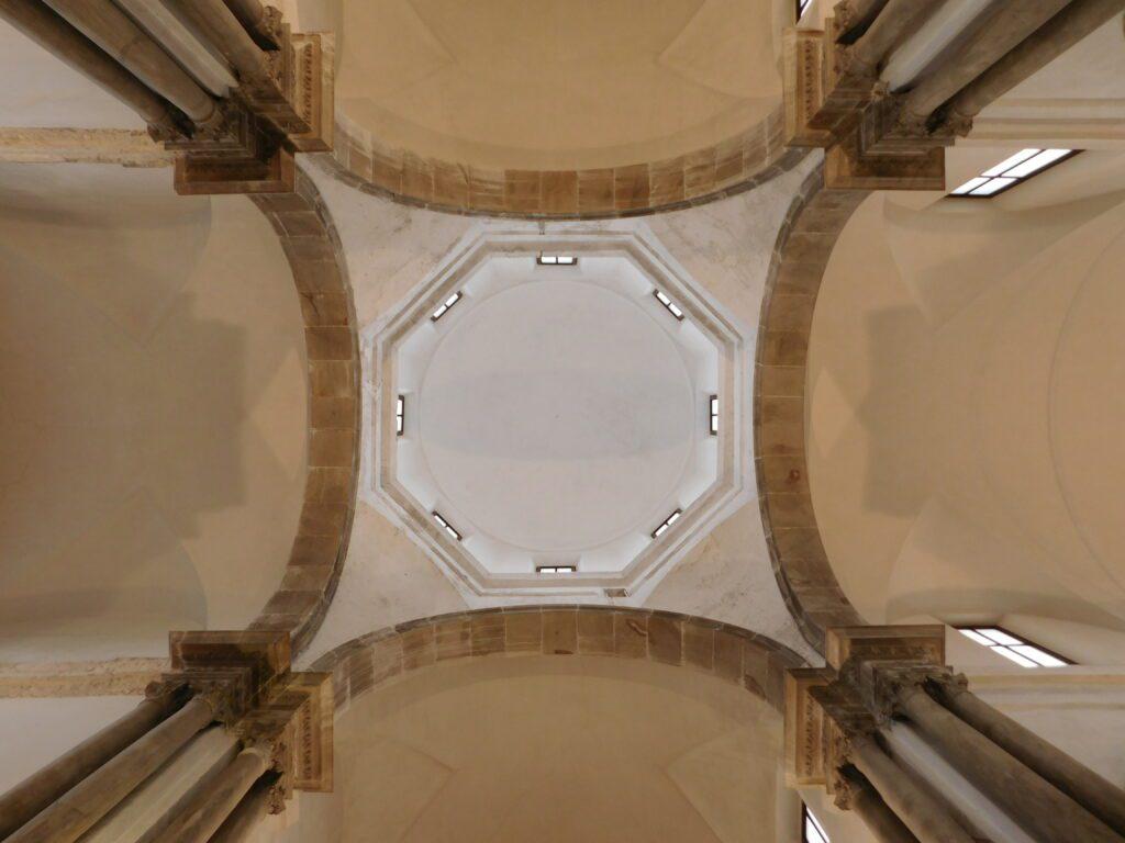 San Giorgio dei Genovesi - Intradosso della cupola