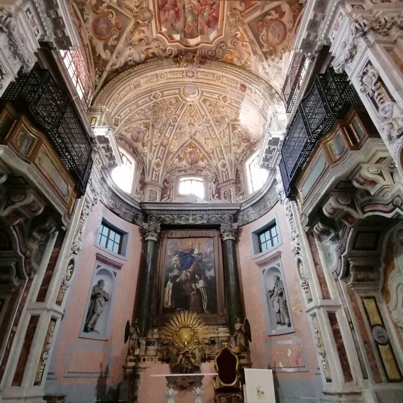Santa Maria in Valverde - Abside