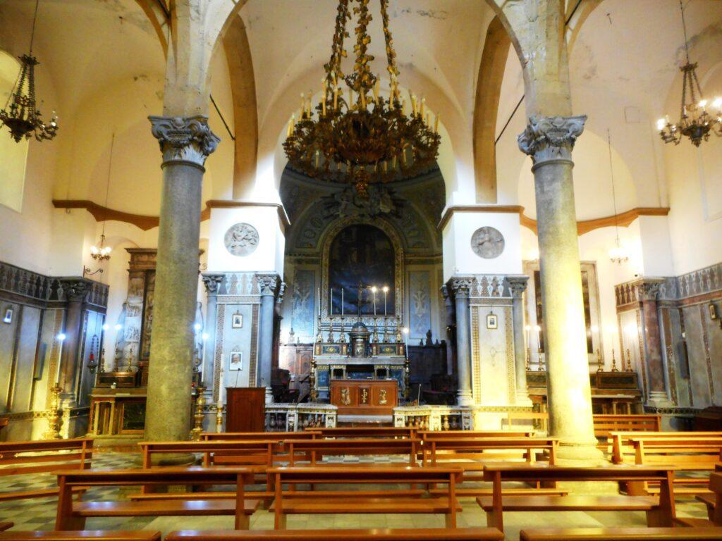 Sant'Antonio Abate - Foto dell'interno