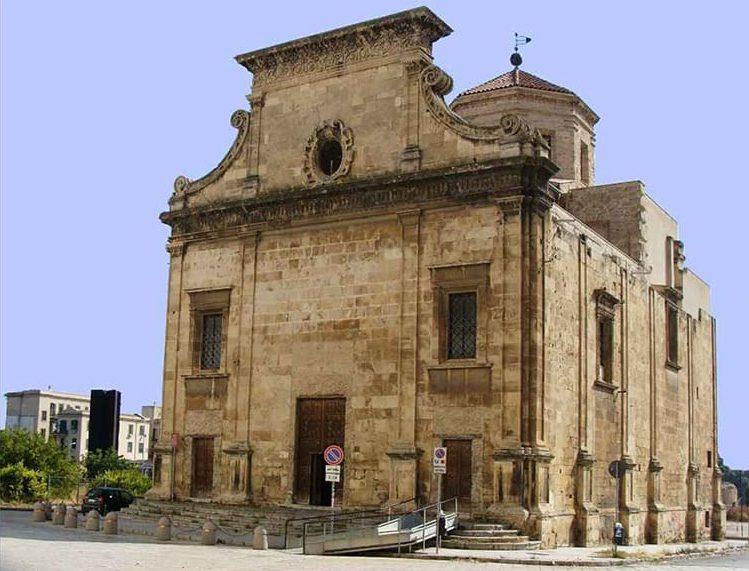 San Giorgio dei Genovesi - Foto del prospetto principale