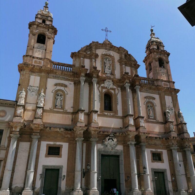 Complesso di San Domenico - Foto del prospetto principale