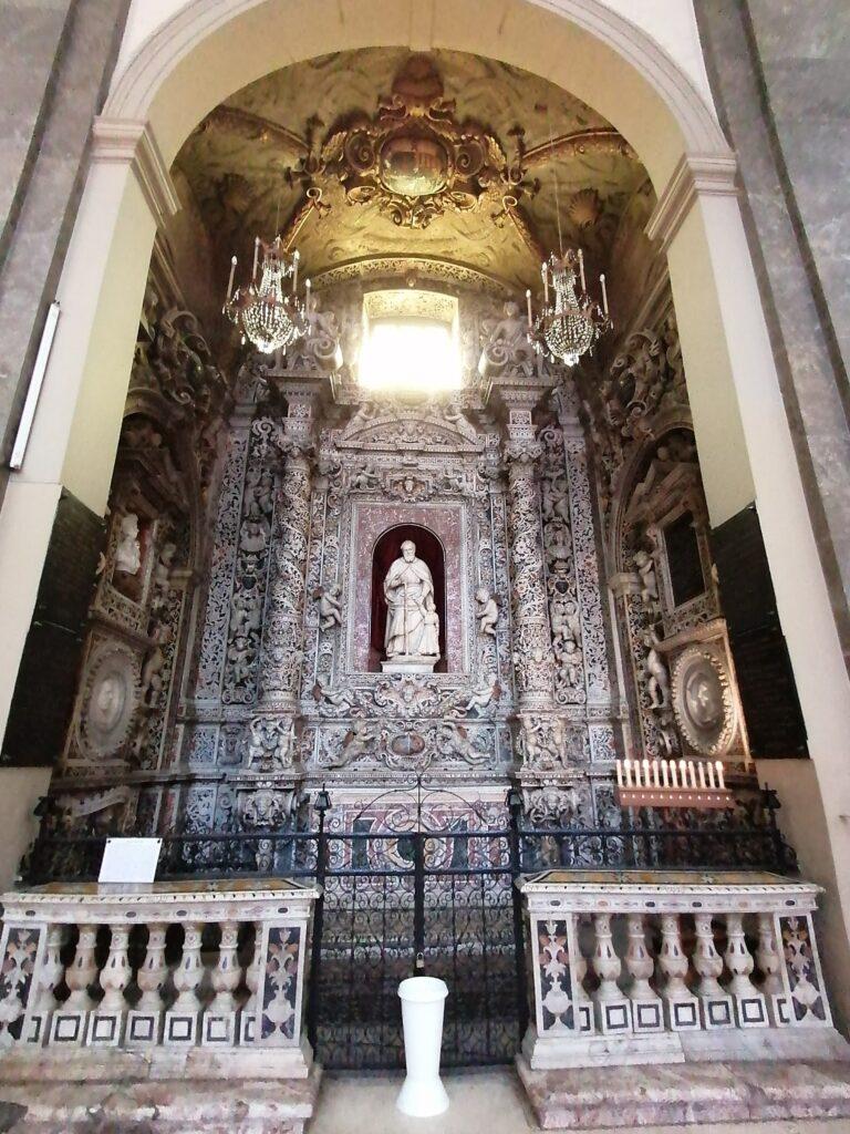 Complesso di San Domenico - Foto della cappella di San Giuseppe (navata settentrionale)