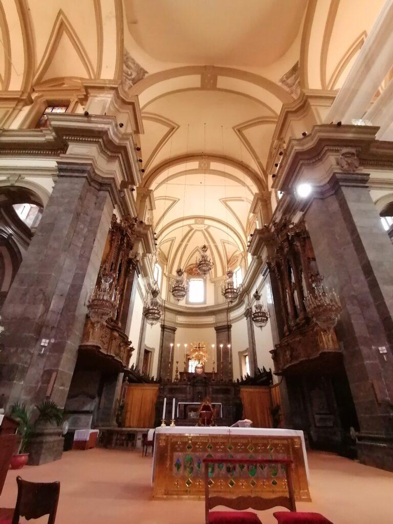 Complesso di San Domenico - Foto del cappellone nell'abside
